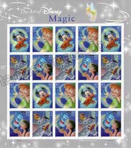 valor y precio Colección sellos dibujos animados