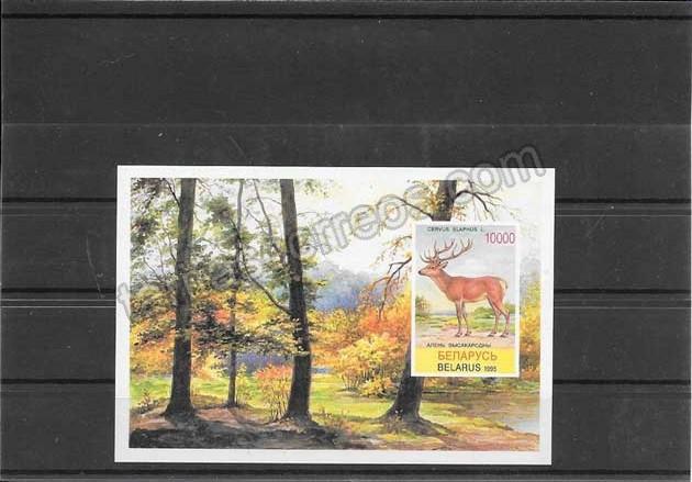 enviar paquetes desde - valor sellos  hojita bloc protección naturaleza