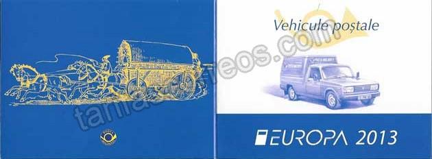 comprar Estampillas Tema Europa Carnet Transporte Moldavia