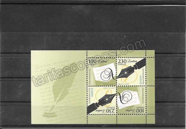 comprar Estampillas sellos Tema Europa Hungría La <a href=