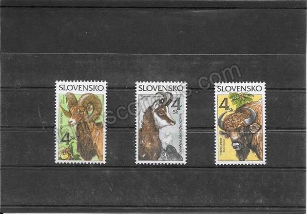 enviar paquetes desde - valor sellos fauna del país.