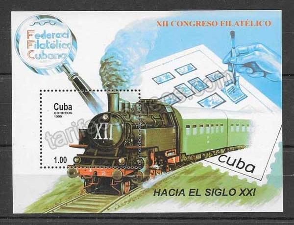 Sellos Cuba-1999-02