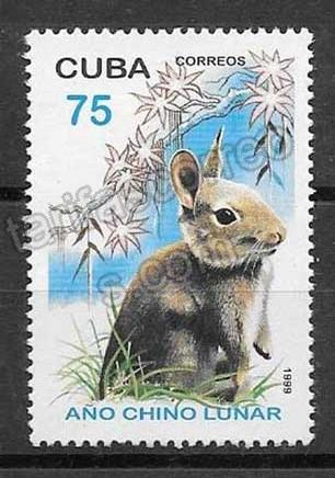 valor y precio Colección sellos Cuba-1999-03
