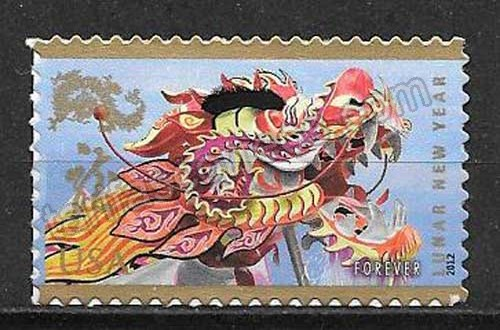 enviar paquetes desde - valor sellos año lunar del dragón