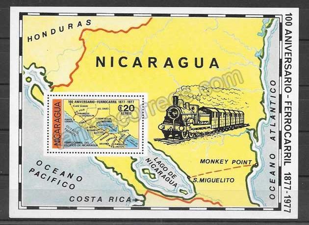 valor y precio Colección sellos centenario de los trenes