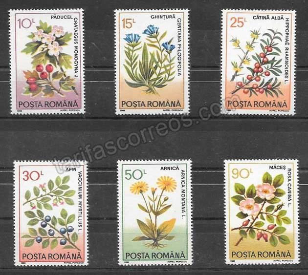 enviar paquetes desde - valor sellos plantas medicinales 1993