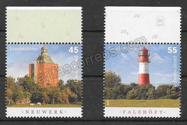 valor y precio Colección Sellos Alemania-2010-01