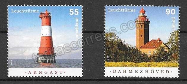 valor y precio Colección Sellos Alemania-2011-01