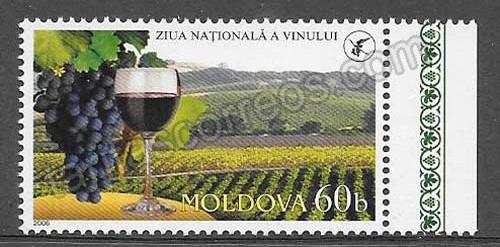 valor y precio Colección sellos flora Moldavia 2006