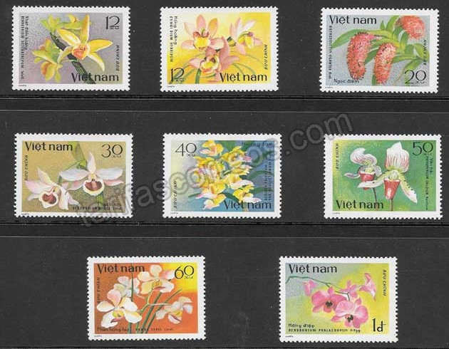 Sellos Viet-Nam-1979-01