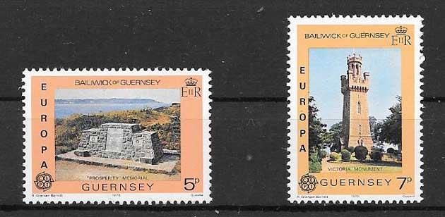 enviar paquetes desde - valor sellos Tema Europa 1978