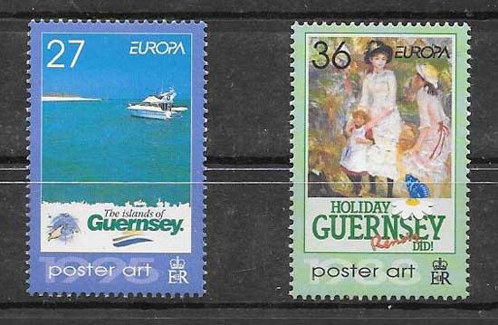enviar paquetes desde - valor sellos Tema Europa 2003