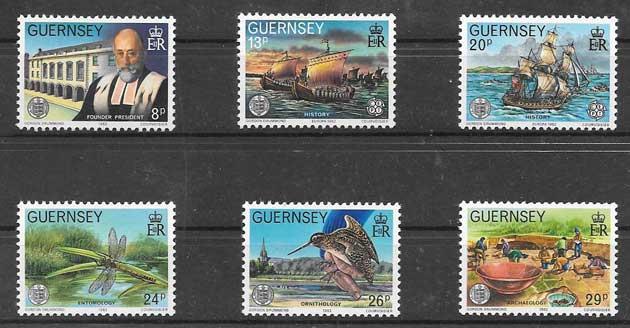 enviar paquetes desde - valor sellos Tema Europa 1982