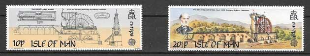 comprar Estampillas Tema Europa 1983